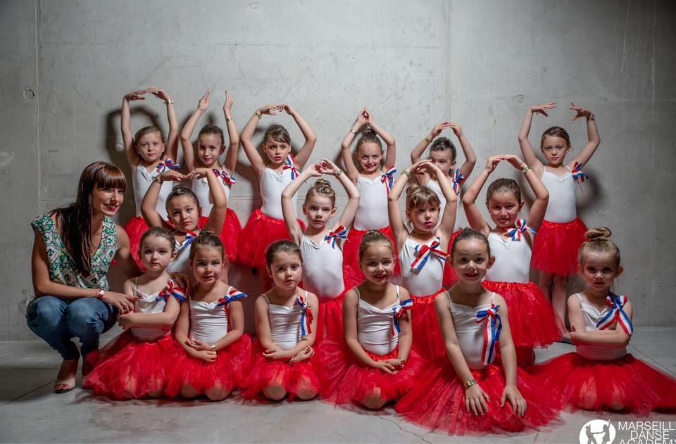 Cours danse classique enfant