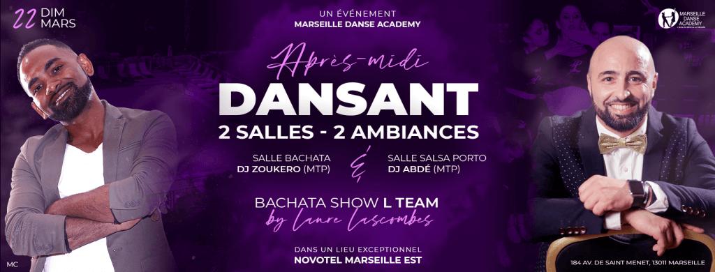 Dimanche danse Marseille