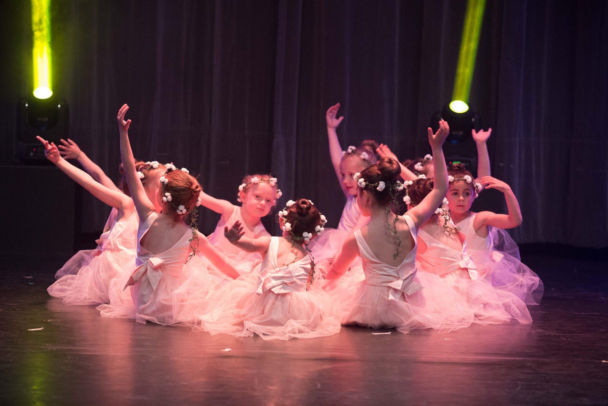 MDA cours de danse et de chant pour enfants - cours d'éveil à la danse