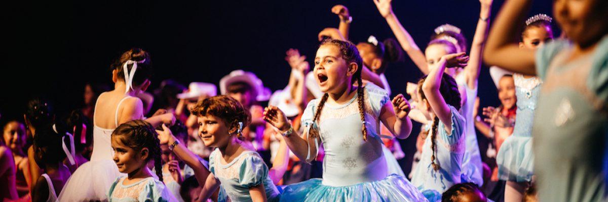 MDA cours de danse pour enfants - cours d'éveil à la danse